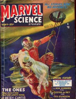 Marvel Science Stories May 1951-small