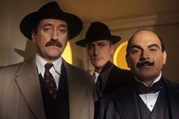 Japp, Hastings & Poirot