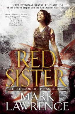 Red Sister by Mark Lawrence-small
