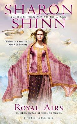 Royal Airs Sharon Shinn-small