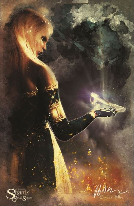 Shards of the Glass Slipper Queen Cinder interior art 1-small