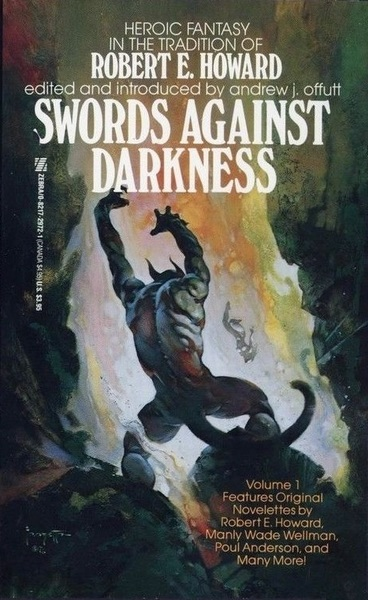Swords Against Darkness Andrew Offutt-small