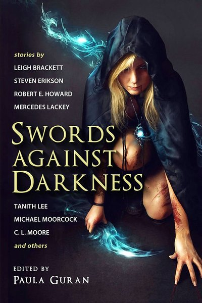 Swords Against Darkness Paula Guran-small