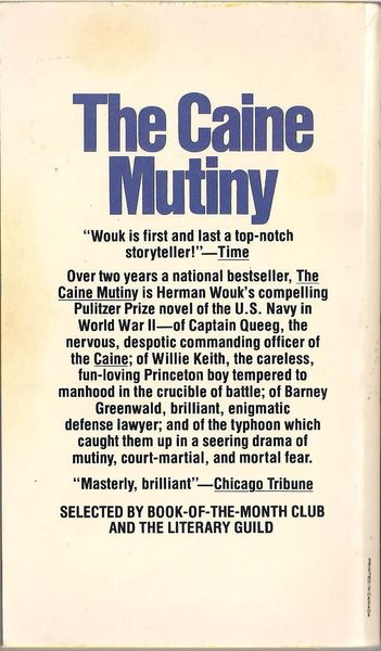 The Caine Mutiny-back-small