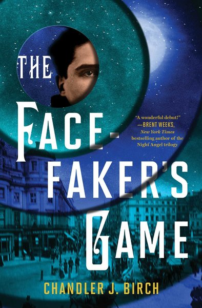 The Facefaker's Game-small