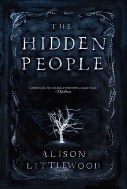 The Hidden People Allison Littlewood-small