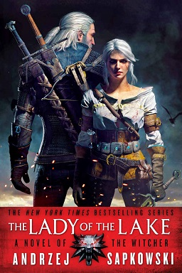 The Lady of the Lake Andrzej Sapkowski-small