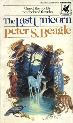 The Last Unicorn Peter S Beagle-small