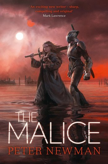 The Malice Peter Newman-small
