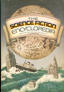 The Science Fiction Encyclopedia Peter Nicholls-small