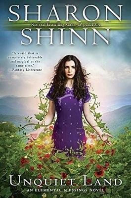 Unquiet Land Sharon Shinn-small