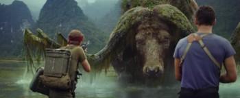kong water buffalo