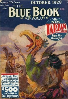 tarzan-at-the-earths-core-second-blue-book-cover