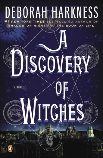 A Discovery of Witches-small