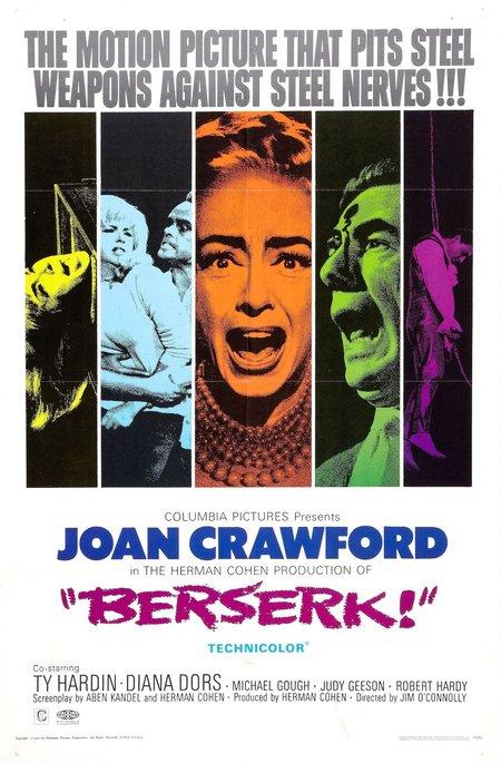 Berserk! Poster-small