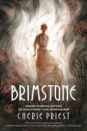 Brimstone Cherie Priest-small
