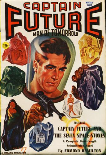 Captain Future Winter 1941