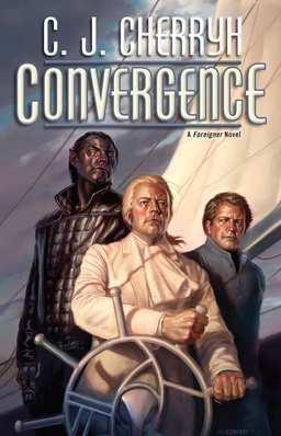 Convergence C. J. Cherryh-small