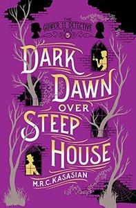 Dark Dawn Over Steep House-small
