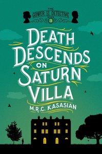 Death Descends on Saturn Villa-small