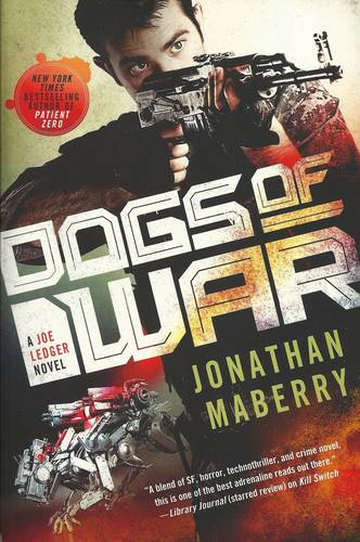 Dogs of War Jonathan Maberry-small
