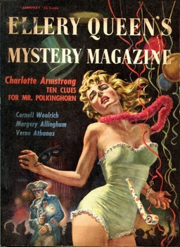 Ellery Queen's Mystery Magazine January 1957-small
