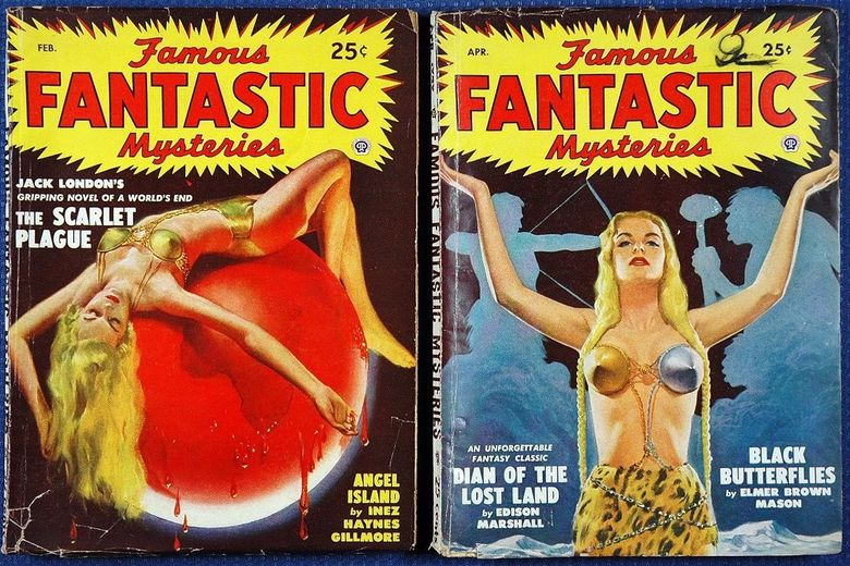 Famous Fantastic Mysteries lot 4-small