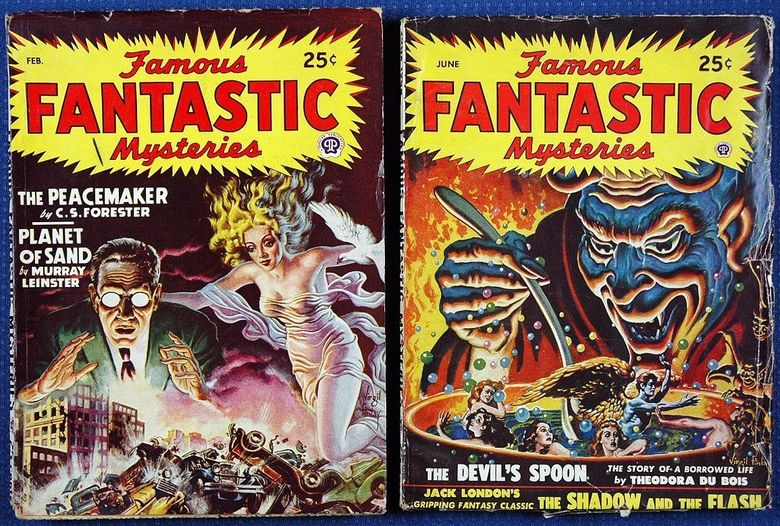 Famous Fantastic Mysteries lot 5-small