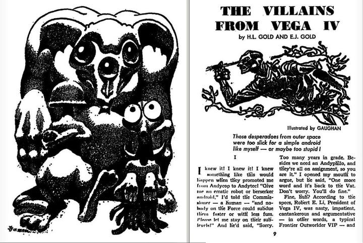Galaxy October 1968 The Villains from Vega IV-small