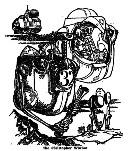 Galaxy October 1968 Warbots 4-small