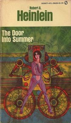 Heinlein Door 1