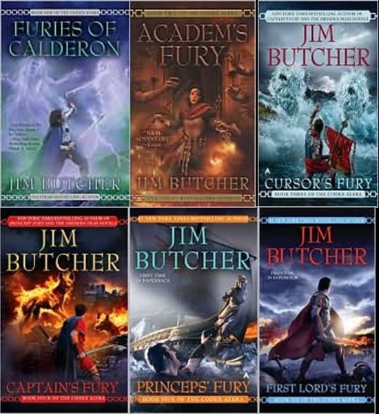 Jim Butcher Codex Alera