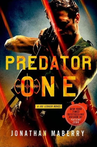 Predator One Jonathan Maberry-small