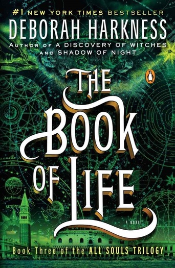 The Book of Life Harkness-small