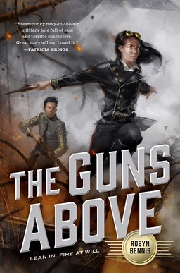 The Guns Above Robyn Bennis-small