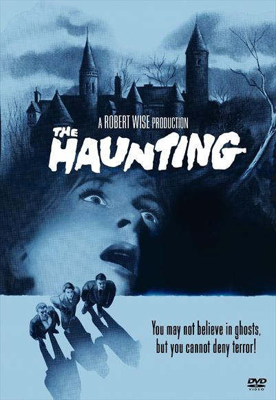 The Haunting DVD