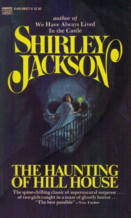 The Haunting of Hill House Shirley Jackson-small