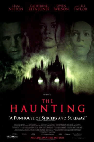 The Haunting poster-small