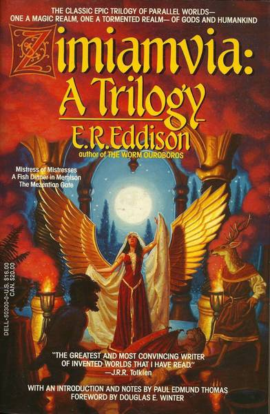 Zimiamvia a Trilogy E R Eddison-small