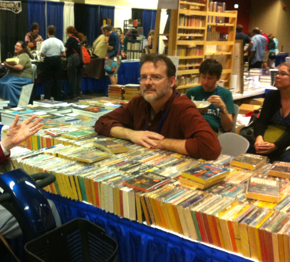black-gate-booth at Worldcon 2012