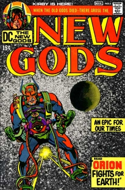 The New Gods #1