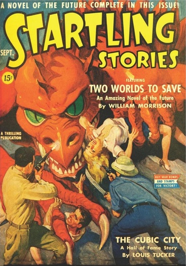 Adventure House Startling Stories-small