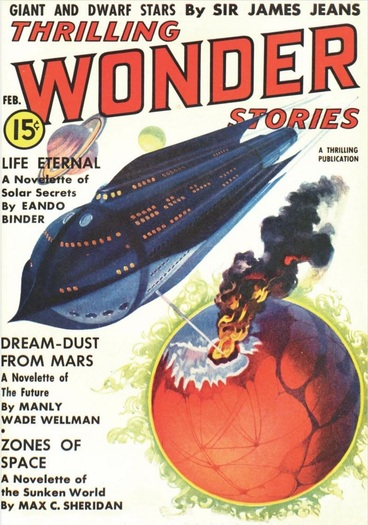Adventure House Thrilling Wonder-small