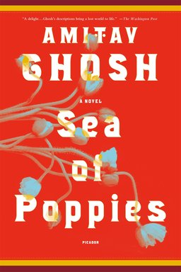 Amitav Ghosh Sea of Poppies-small