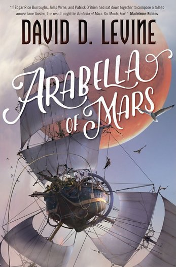 Arabella of Mars-small