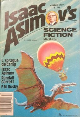 Asimov's Science Fiction Winter 1977-small