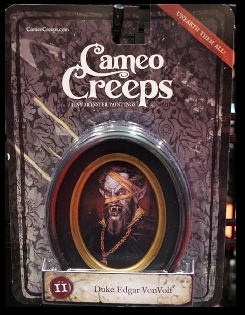 C2E2 2017 Cameo Creeps