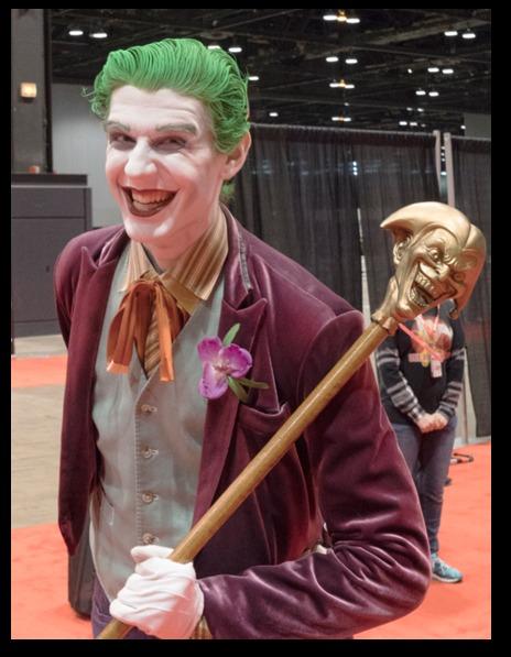 C2E2 2017 Joker