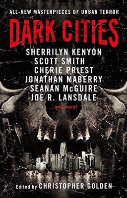 Dark Cities Christopher Golden-small