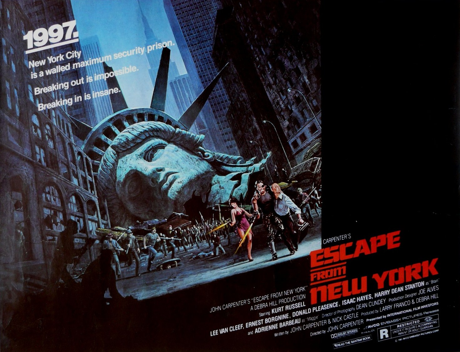 Eacape-from-New-York-1981-poster